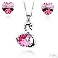 Комплект Ахинора розе