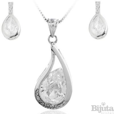 Комплект Афродита кристал