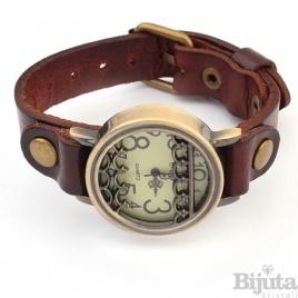 Часовник Бохо кафяв