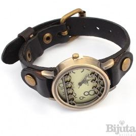 Часовник Бохо черен