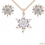 Комплект Цветина лукс кристал