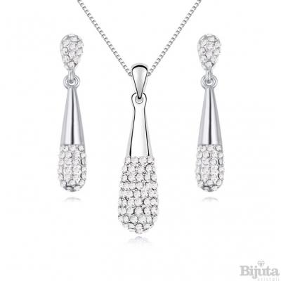 Комплект Стефани кристал