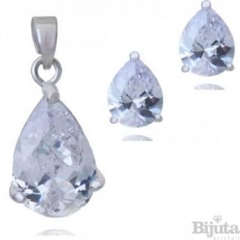 Комплект Грейс кристал