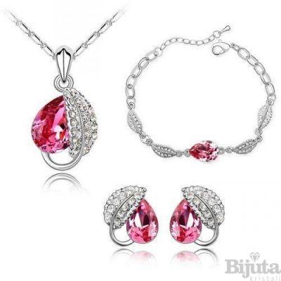 Комплект Сабрина лукс розе