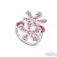 Пръстен Флора розе