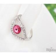 Пръстен Киара розе