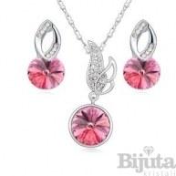 Комплект Шърли розе