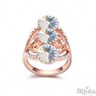 Пръстен Миела кристал