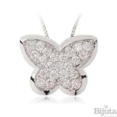 Колие Бяла пеперуда