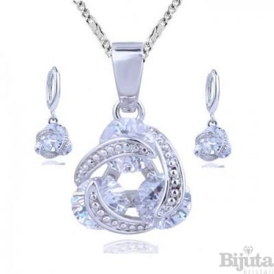 Комплект Чарина кристал