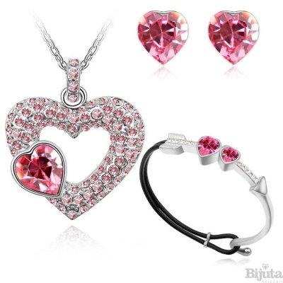 Комплект Дарея лукс розе