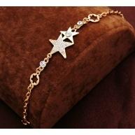 Гривна Звезди голд