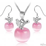 Комплект Розова ябълка