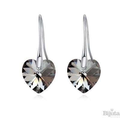 Обеци Азурия диамант